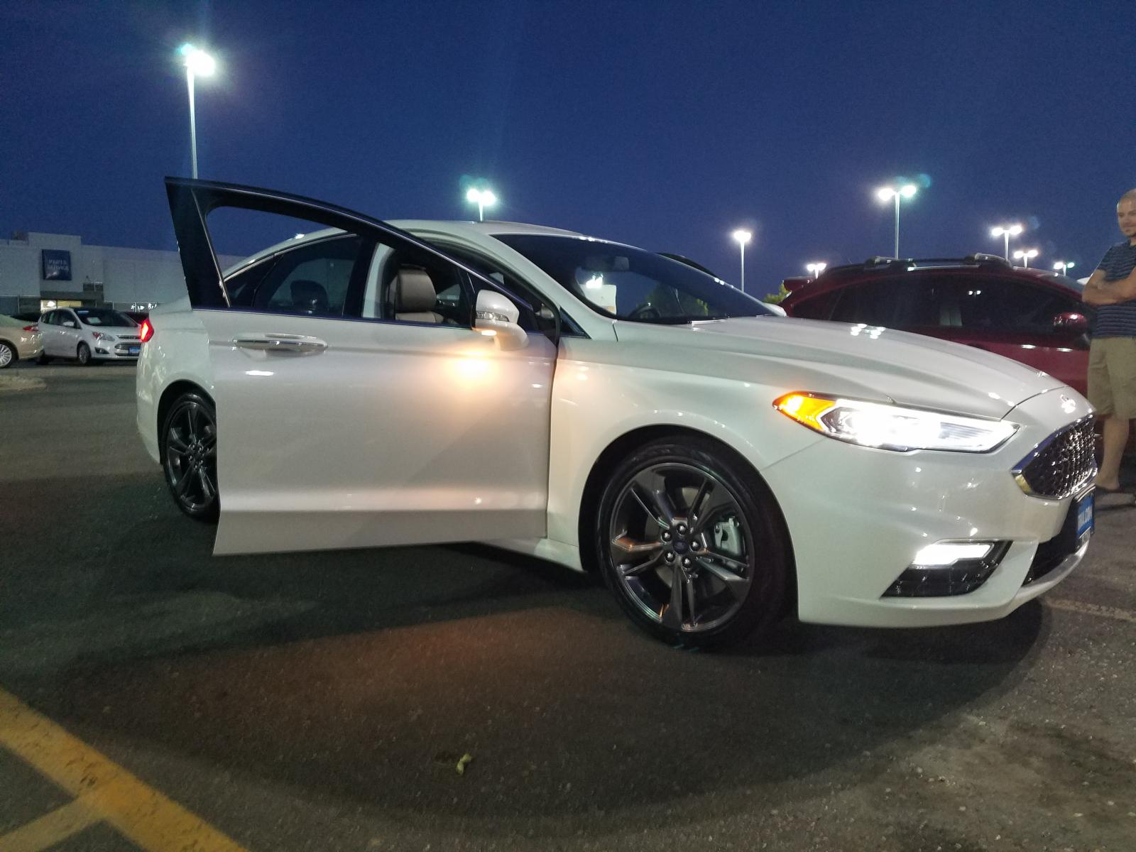 ford model driver photo car reviews platinum s first original review fusion in drive depth and
