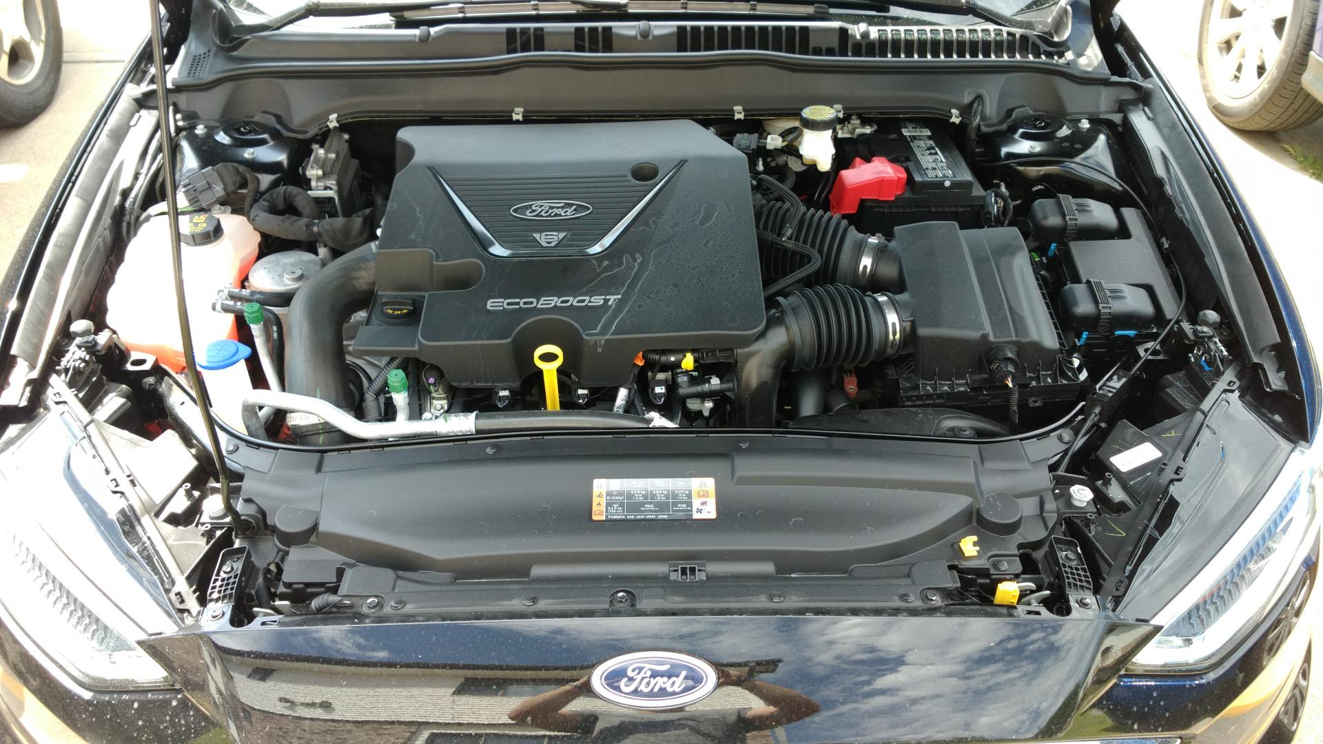 Click Image For Larger Version Name 2017 Fusion Sport Engine Bay Jpg Views
