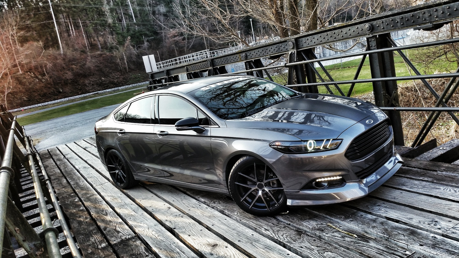 Click Image For Larger Version Name Steeda Fusion Jpg Views 2249 Size 2017 Ford Sport By