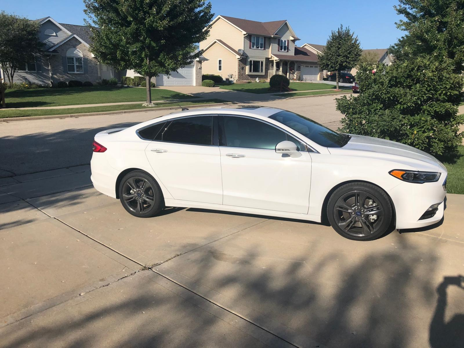Tint Ford Fusion V6 Sport Forum