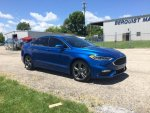 Mrd03329's 2018 Ford Fusion Sport