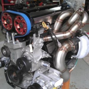RS Turbo, Upgraded to say the least